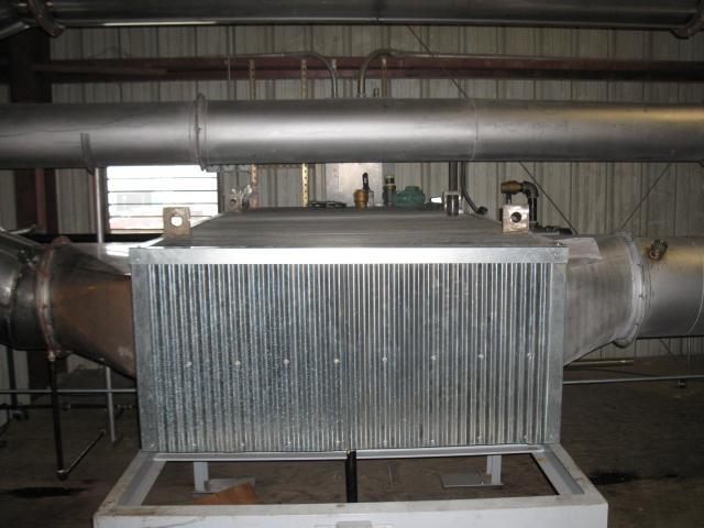 冷凝省煤器系统